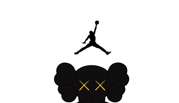 600x345 Kaws X Nike Air Jordan The Toy Chronicle