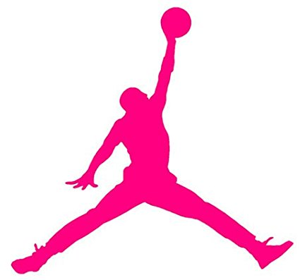 425x397 Air Jordan Nike Jumpman Logo Vinyl Sticker Decal Deep