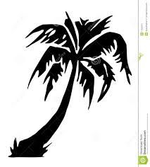 213x236 Palm Tree Silhouette