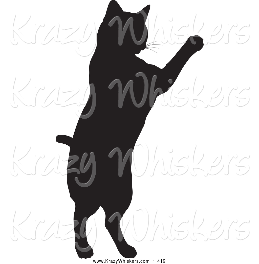 1024x1044 Royalty Free Cat Silhouette Stock Animal Designs