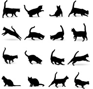 190x182 Vektor Cat Clip Art, Free Vector Vektor Cat
