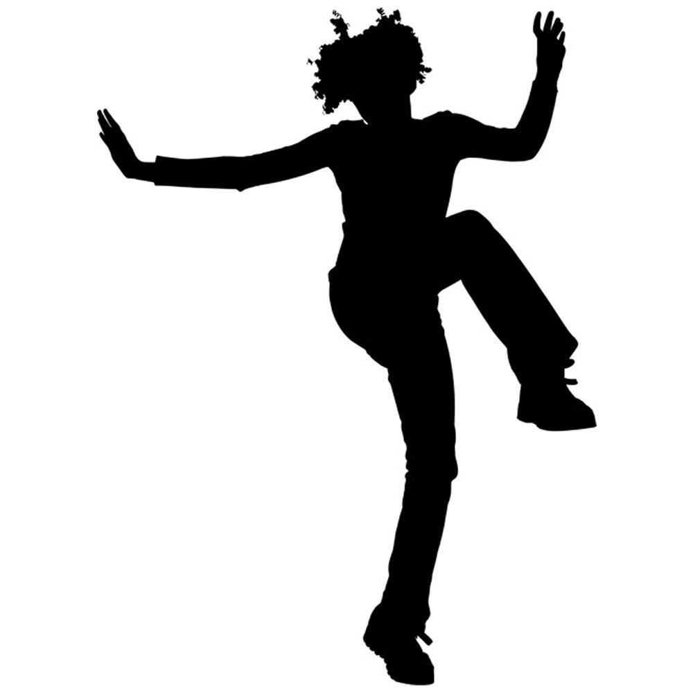 1000x1000 Dancing Silhouette 03 Stencil By Crafty Stencil Crafty Stencils