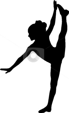 276x450 Dancer Silhouette Clip Art Clipartlook