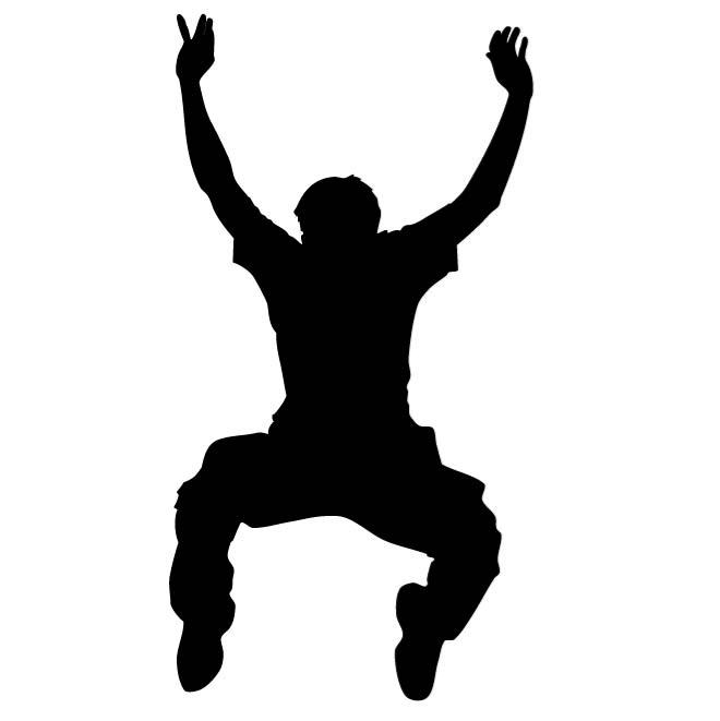 660x661 Jumping For Joy