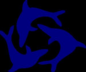 300x252 Dolphins Clipart Jump