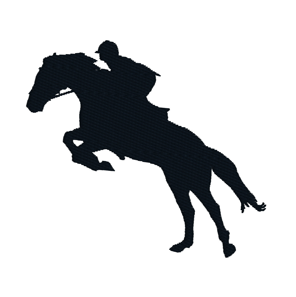 jumping horse silhouette clip art at getdrawings com free for rh getdrawings com  horse jumping fence clipart