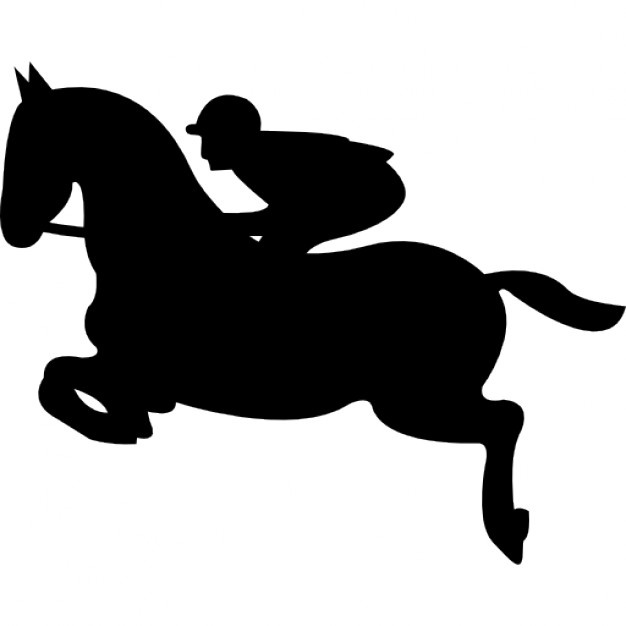 626x626 Horse Jumping Vectors, Photos And Psd Files Free Download