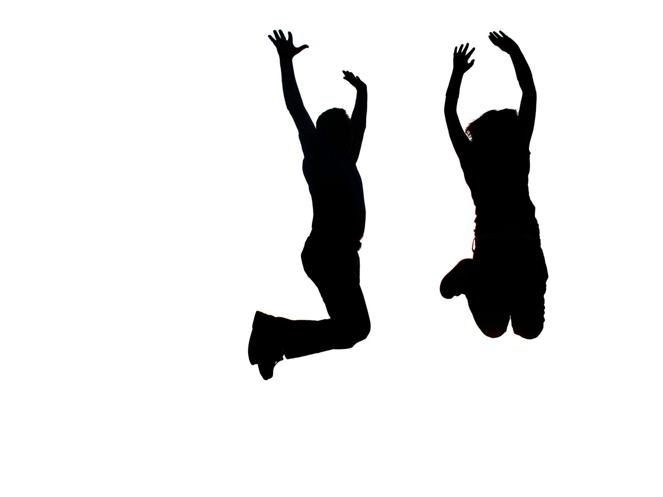 1320x990 Happy Person Jumping Clipart