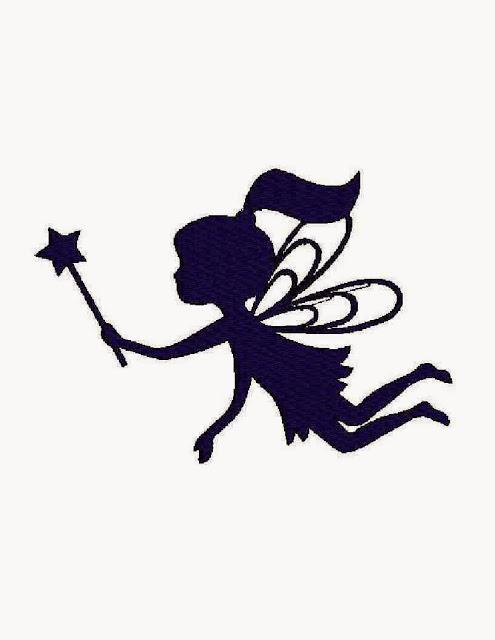 495x640 Cute Fairies Silhouettes. Oh My Fiesta! In English