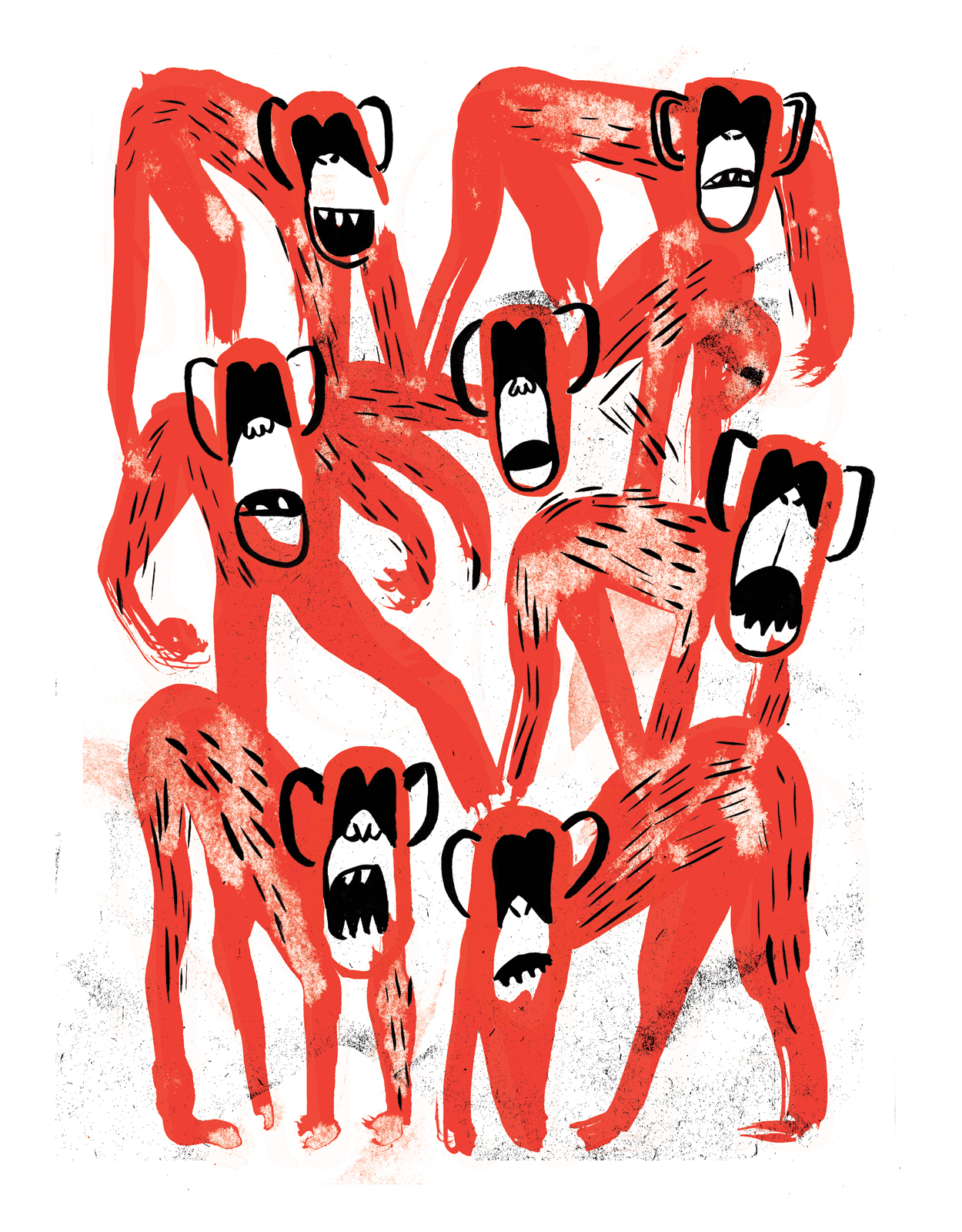 1250x1600 Winning Work From The Aoi Illustration Awards Creativereview