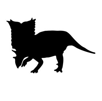 341x340 Free Silhouette Vector Up, An Illustration