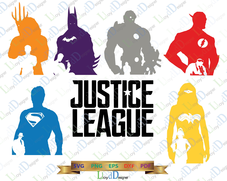 3000x2400 Justice League Svg Justice League Clipart Justice League