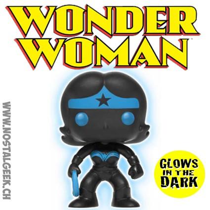 425x425 Toy Funko Pop Dc Justice League Wonder Woman (Silhouette) Glows