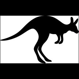 263x262 New Silhouettes Kangaroo, Key, And More