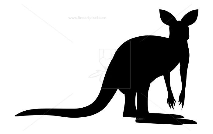 700x442 Kangaroo Silhouette Free Vectors, Illustrations, Graphics