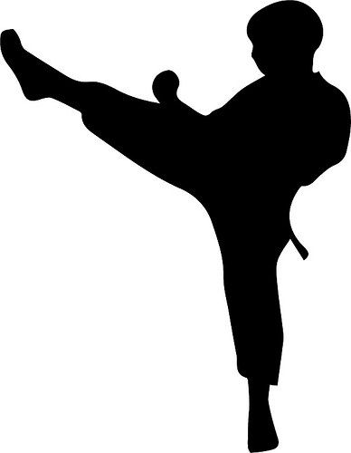 388x500 Karate Boy Free Svg Files Downloaded Cricut, Svg