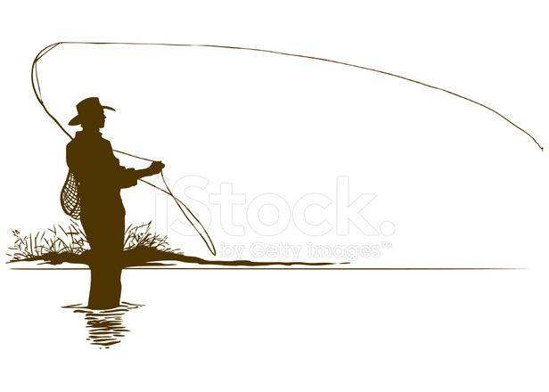 616x440 21841566 Fly Fisherman Silhouette.jpg Fly Fishing
