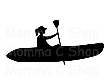 340x270 Kayaking Svg Etsy