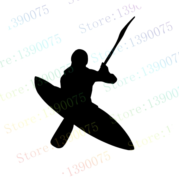 600x600 Car Styling Kayaker Kayak Sports Decal Vinyl Sticker For Car Suv