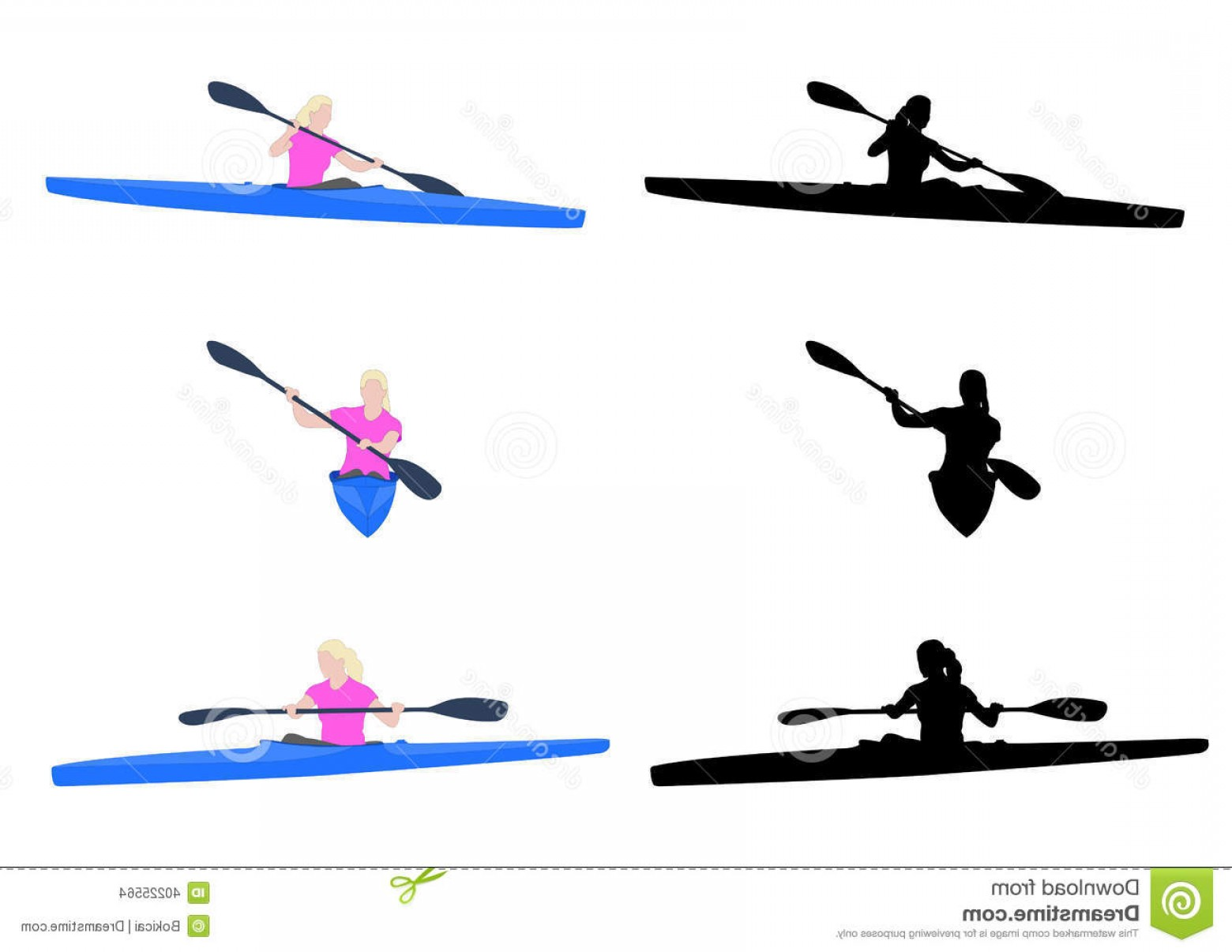 1560x1206 Kayak Vector Art Arenawp