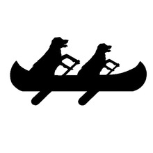 220x220 Buy Silhouette Canoe And Get Free Shipping