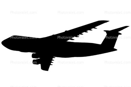 418x279 Lockheed, C 5 Silhouette, Logo, Shape Images, Photography, Stock