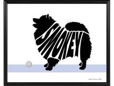236x178 Original Dog Cartoons For Keeshond Lovers! Hi Everyone, This