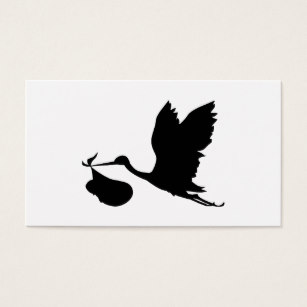 307x307 Stork Silhouette Gifts On Zazzle Nz