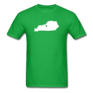 190x190 Bardstowntees Kentucky Silhouette With Star