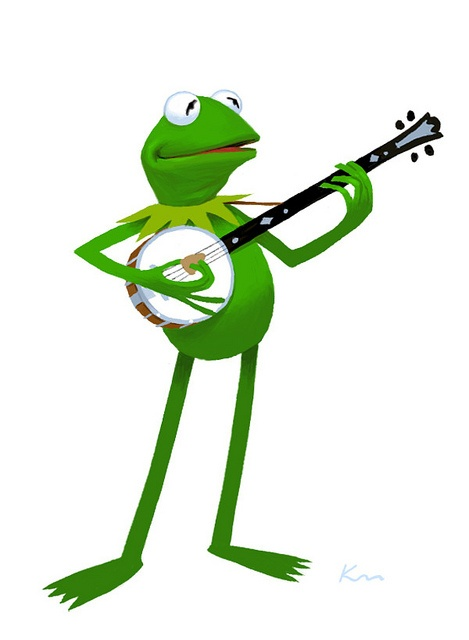 kermit the frog silhouette at getdrawings com free for personal rh getdrawings com