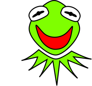 kermit the frog silhouette at getdrawings com free for personal rh getdrawings com free clipart of kermit the frog Fat Kermit the Frog
