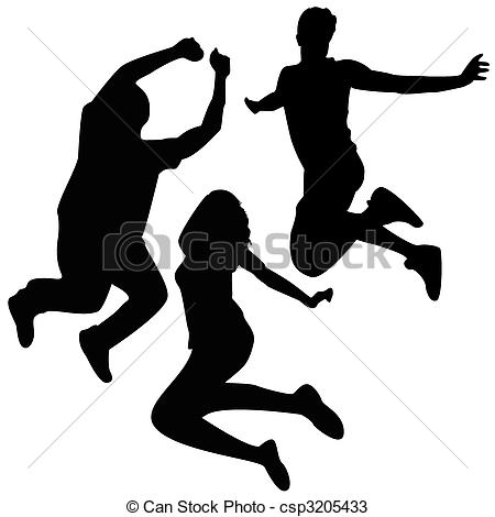 450x470 Jumping Kid Clipart Vector Graphics. 9,544 Jumping Kid Eps Clip