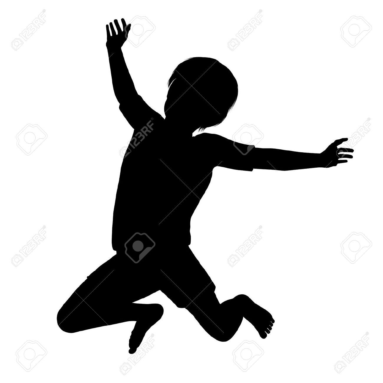 1300x1300 Kids Jumping Images, Stock Pictures, Royalty Free Kids Jumping
