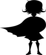 159x190 Superhero Character Silhouettes Superhero Classroom