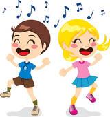 160x170 Dancing kids clipart