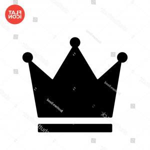 300x300 Unique Queen Crown Silhouette Vector Images Shopatcloth