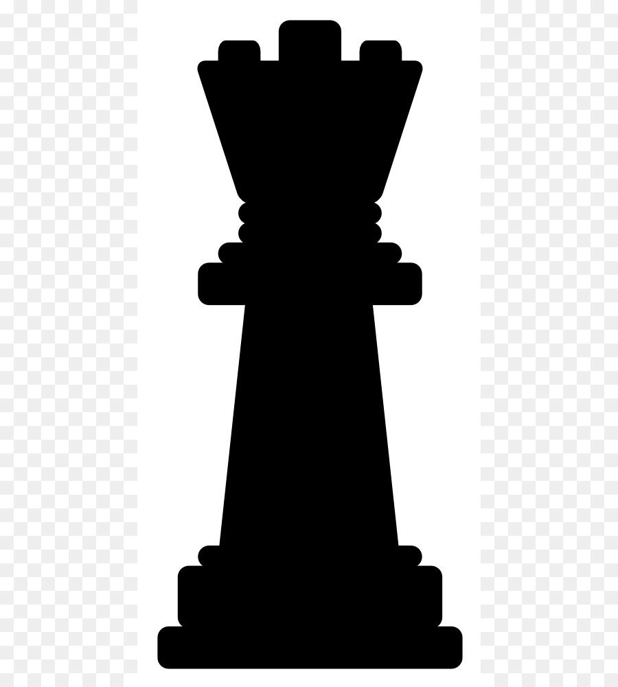 900x1000 Chess Piece Queen King Clip Art