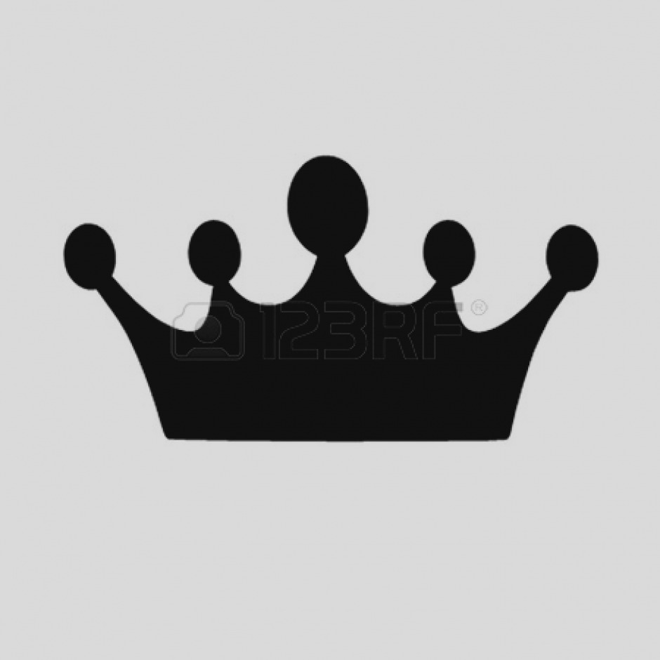 940x940 Awesome Of King Crown Clip Art Free Clipart