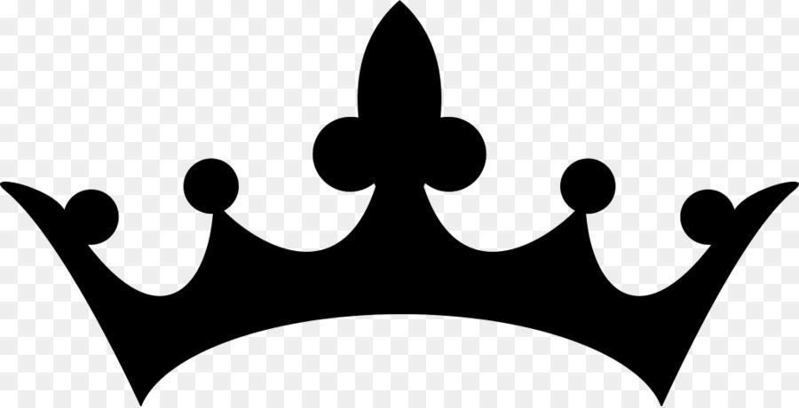 900x460 Silhouette Crown Clip Art