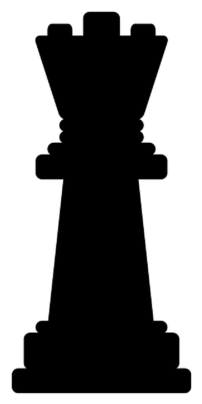 800x1600 Outline, Drawing, Silhouette, King, Figure, Queen