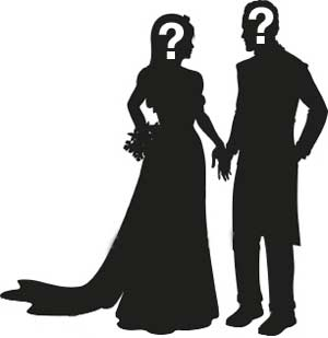 300x309 Prom King And Queen Clipart