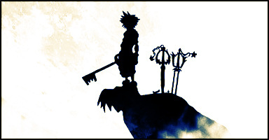 384x200 Kingdom Hearts 1 By Protul