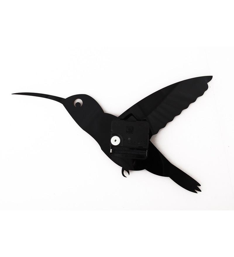 800x880 Buy Osaree Black Acrylic 12 X 6.8 Inch Kingfisher Bird Silhouette