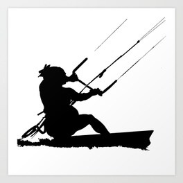 264x264 Wakeboarding Art Prints Society6
