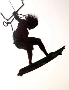 236x306 Kitesurf Wall Art Decal Sticker For Wall Home Decoration