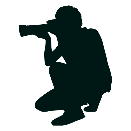 512x512 Man Taking Photo Silhouette