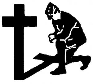 300x271 Military Man Kneeling