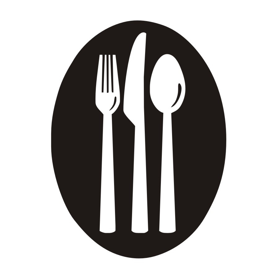 Knife Fork Spoon Silhouette