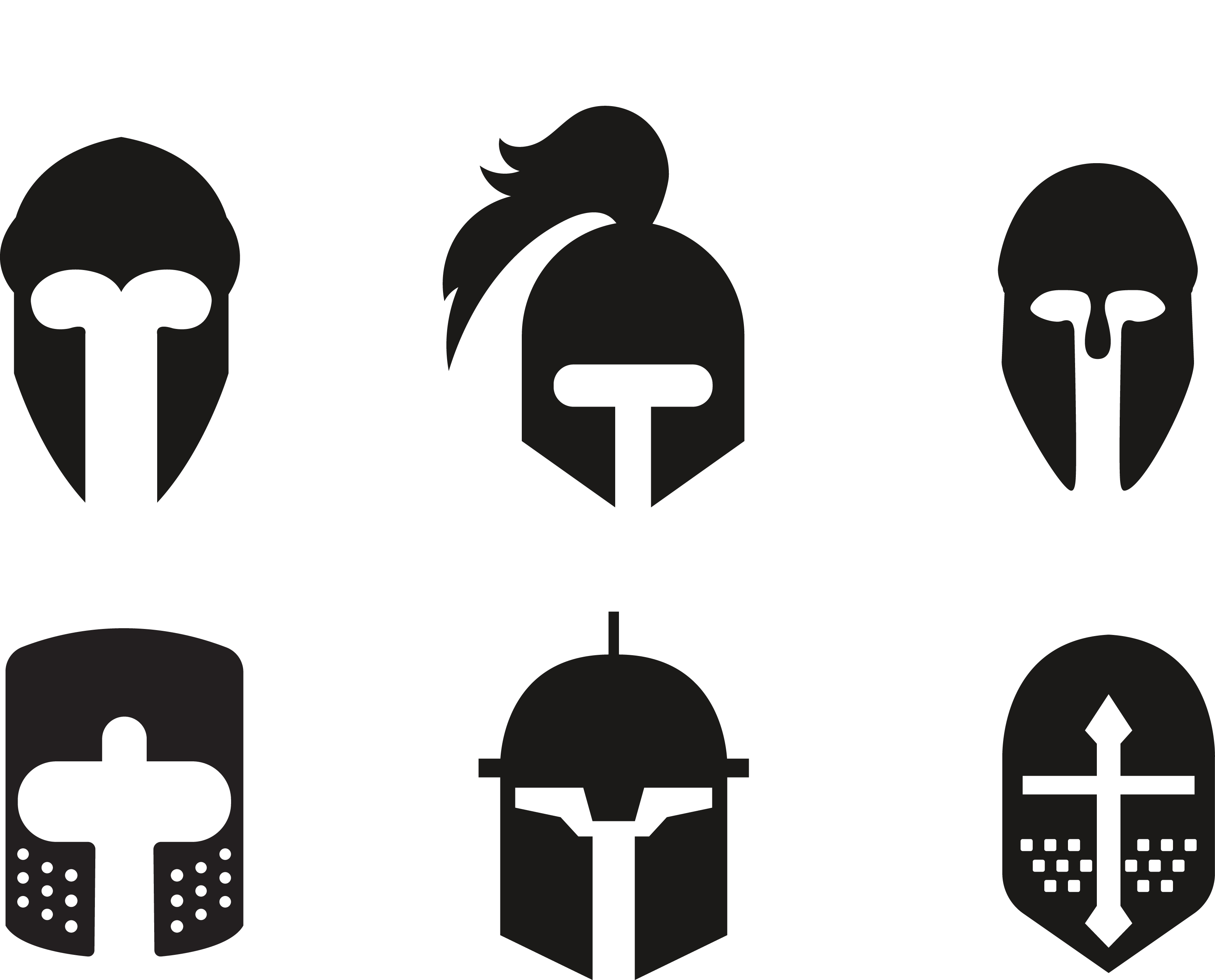 Knight Helmet Silhouette at GetDrawings.com | Free for ...