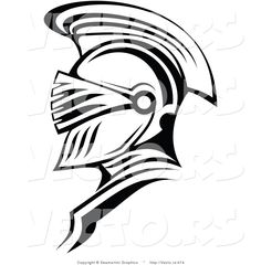 236x240 Knights Logo Vector Item 1 Silhouette Cameo